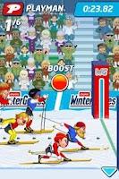Screenshot of Playman Winter Games