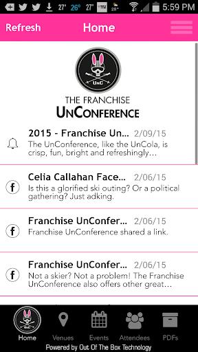 Franchise UnConference 2015