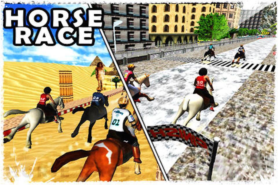 Horse Racing Board Games Horse Race 3d Racing Games
