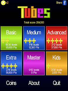 Tubes: Think, Move & Solve Screenshot 21