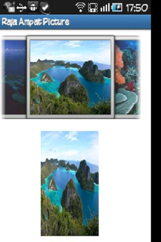 Raja Ampat Picture- screenshot