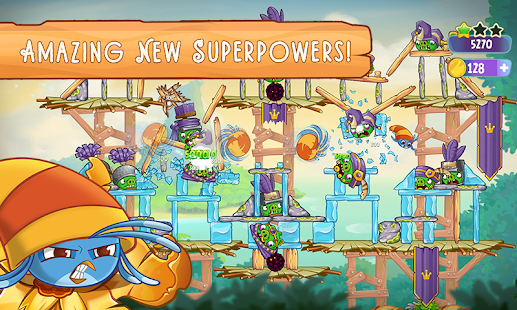 Angry Birds Slingshot Stella Screenshot 23