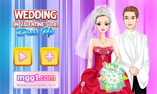 Wedding on Valentine's Day - screenshot thumbnail