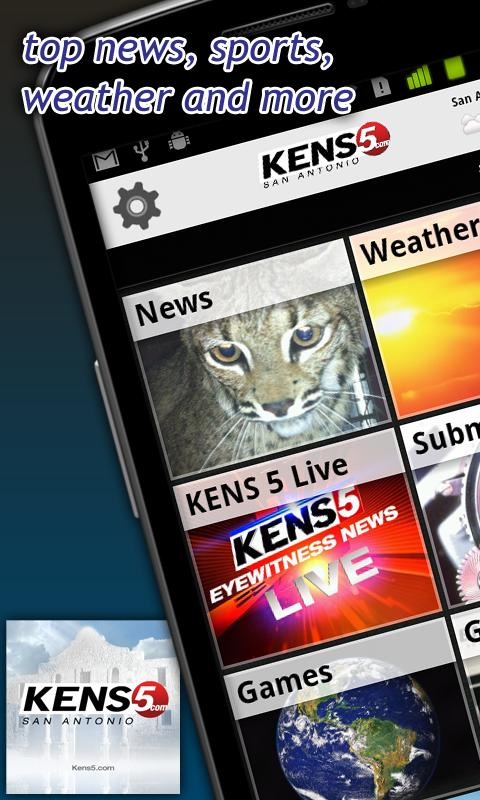 KENS 5 - screenshot
