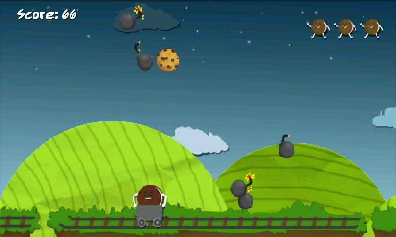 Cookies & Bombs - screenshot