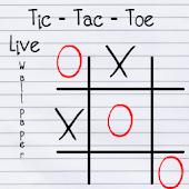 Tic Tac Toe Live Wallpaper