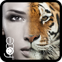 InstaFace :  face morphing icon