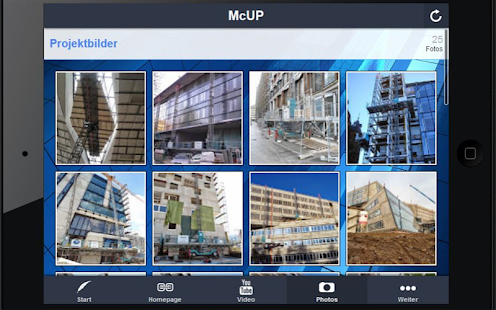 McUP – Miniaturansicht des Screenshots