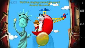 Screenshot of KIDS SONG MACHINE 2 FREE