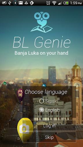 BL Genie - Banjaluka Guide