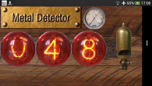 Metal Detector - Nixie Edition