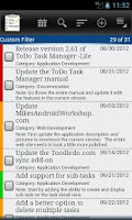 Screenshot of ToDo List Task Manager -Lite
