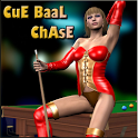 Pool Cue Ball Chase icon