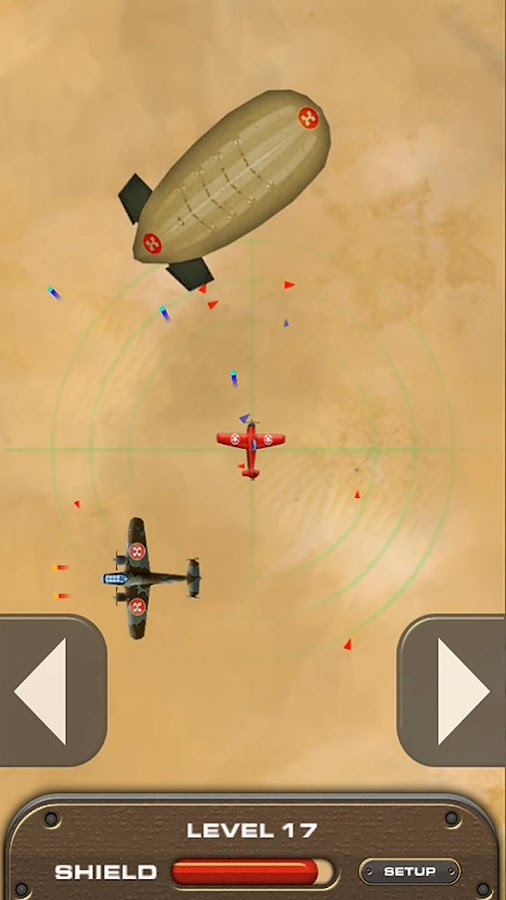 Sky Kings Wars - screenshot