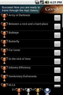 Trophies 4 Battlefield 3- screenshot thumbnail