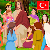 Bible In Turkish For Children