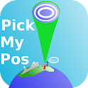 PickmyPos Position share icon