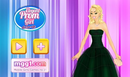 Elegant Prom Girl Dress Up - screenshot thumbnail