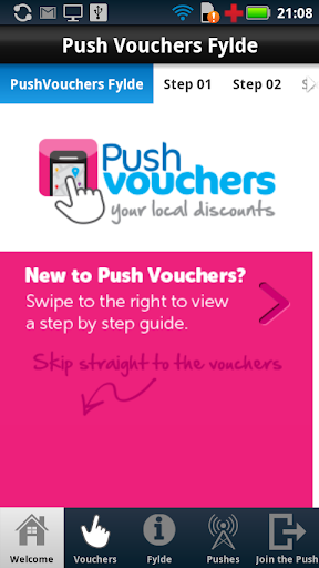 Push Vouchers Fylde