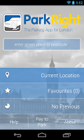 Screenshot of ParkRight