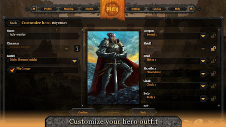 Eldhelm - online CCG/RPG/Duel 5.3.2 screenshot 631804
