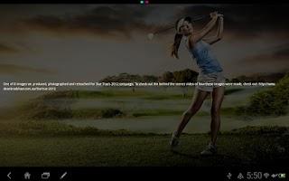 Screenshot of Brilliance Tablet Edition