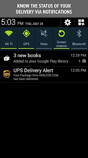 UPS Mobile - screenshot thumbnail