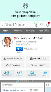 HealthTap for Doctors- screenshot thumbnail