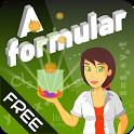A formular (química) icon