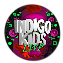 3D Indigo Kids LWP - FREE icon