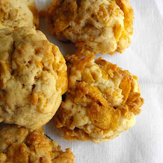 Corn Flake Cookies.