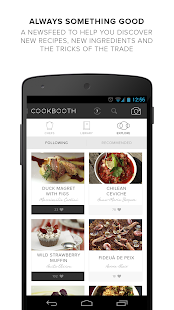 Cookbooth- screenshot thumbnail