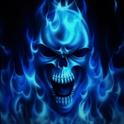 Terrific Transformers Skull icon
