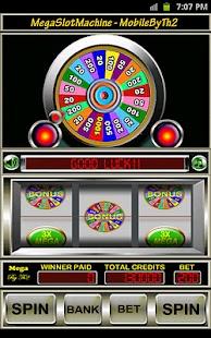 Mega Slot Machine Screenshot 6