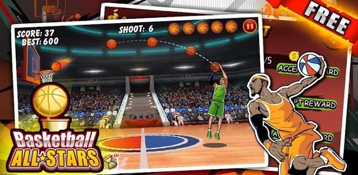 Basketball All-Stars