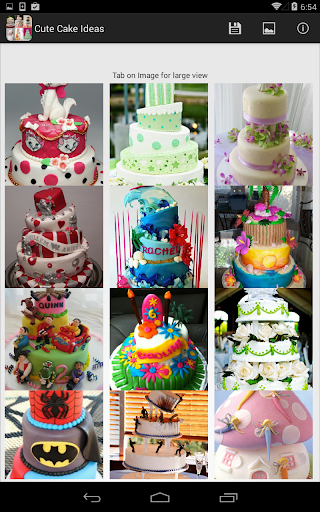 可愛的蛋糕創意