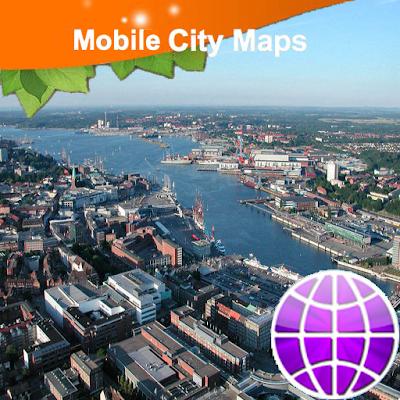 Kiel Street Map