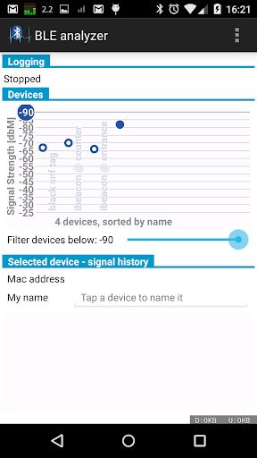【免費工具App】BLE Analyzer-APP點子