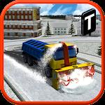 Snow Blower Truck Simulator 3D 1.2 Apk