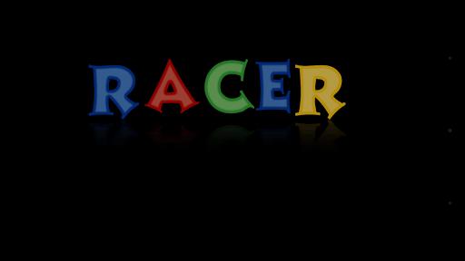 カーレースゲームの3D