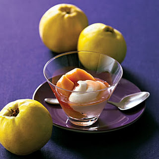 Spiced Quinces Recipe