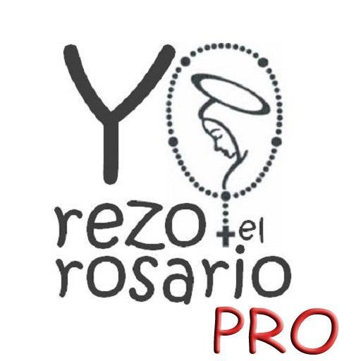 #YoRezoElRosario PRO (&Latín) LOGO-APP點子