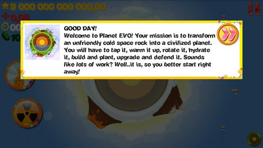 Planet EVO Screenshot