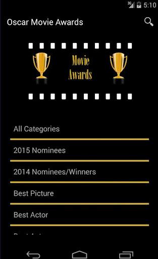Oscar Movie Awards