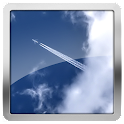 Air Navigation Compass HD LWP icon