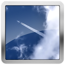 Air Navigation Compass HD LWP mobile app icon