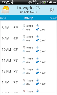 Weather Plus - screenshot thumbnail
