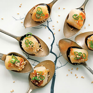 Chinese Scallops Recipes.