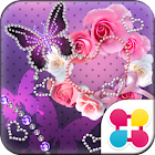 キュート壁紙 Jewelry Papillon icon