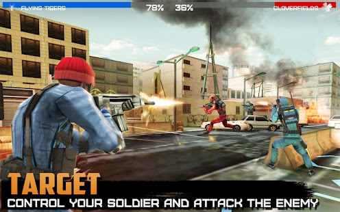 Rivals at War: Firefight- screenshot thumbnail